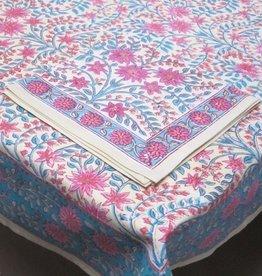 Natural Habitat Block Tablecloth