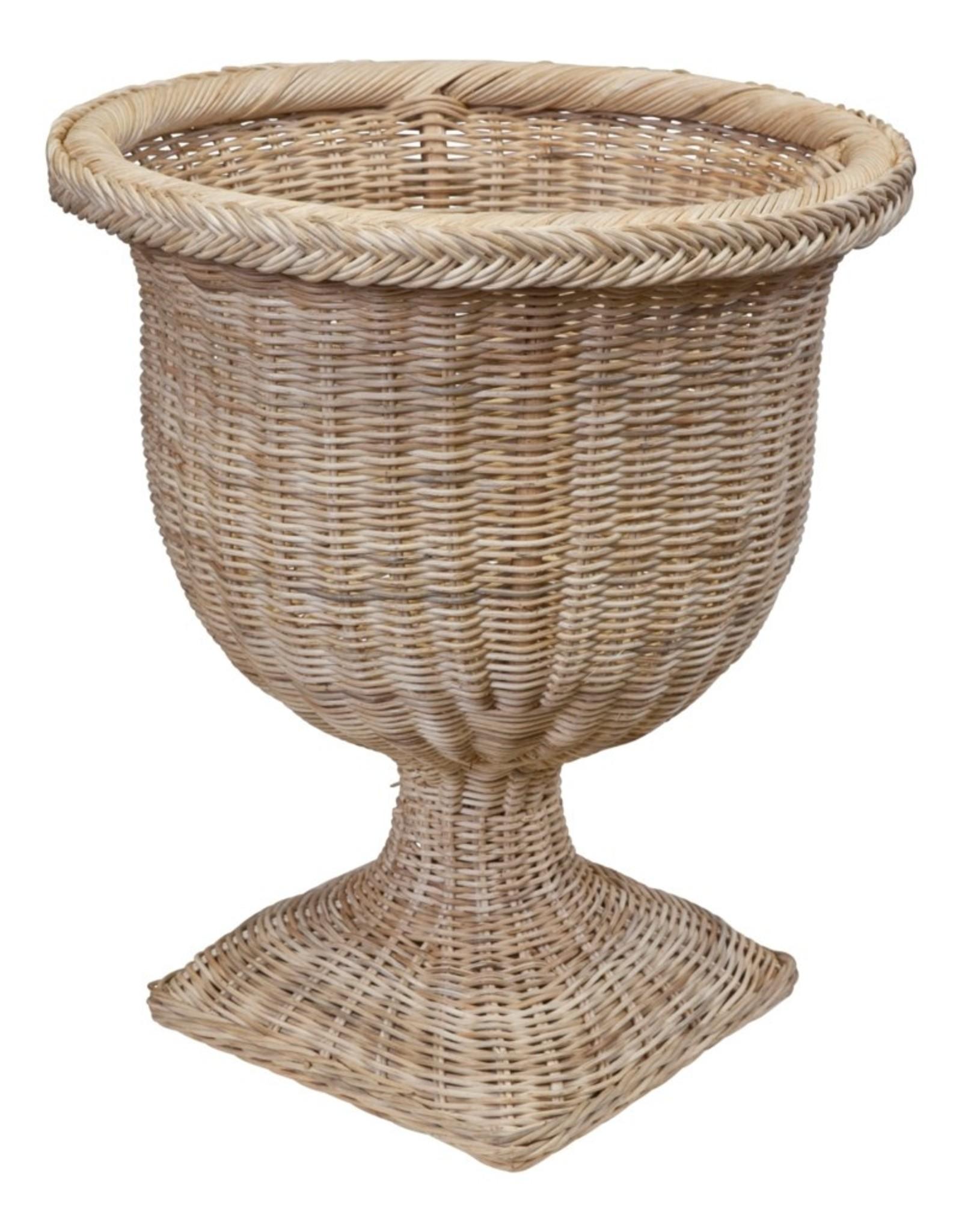 Mainly Baskets Braided Urn