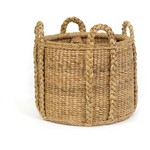Mainly Baskets Sweater Weave Fireplace Basket