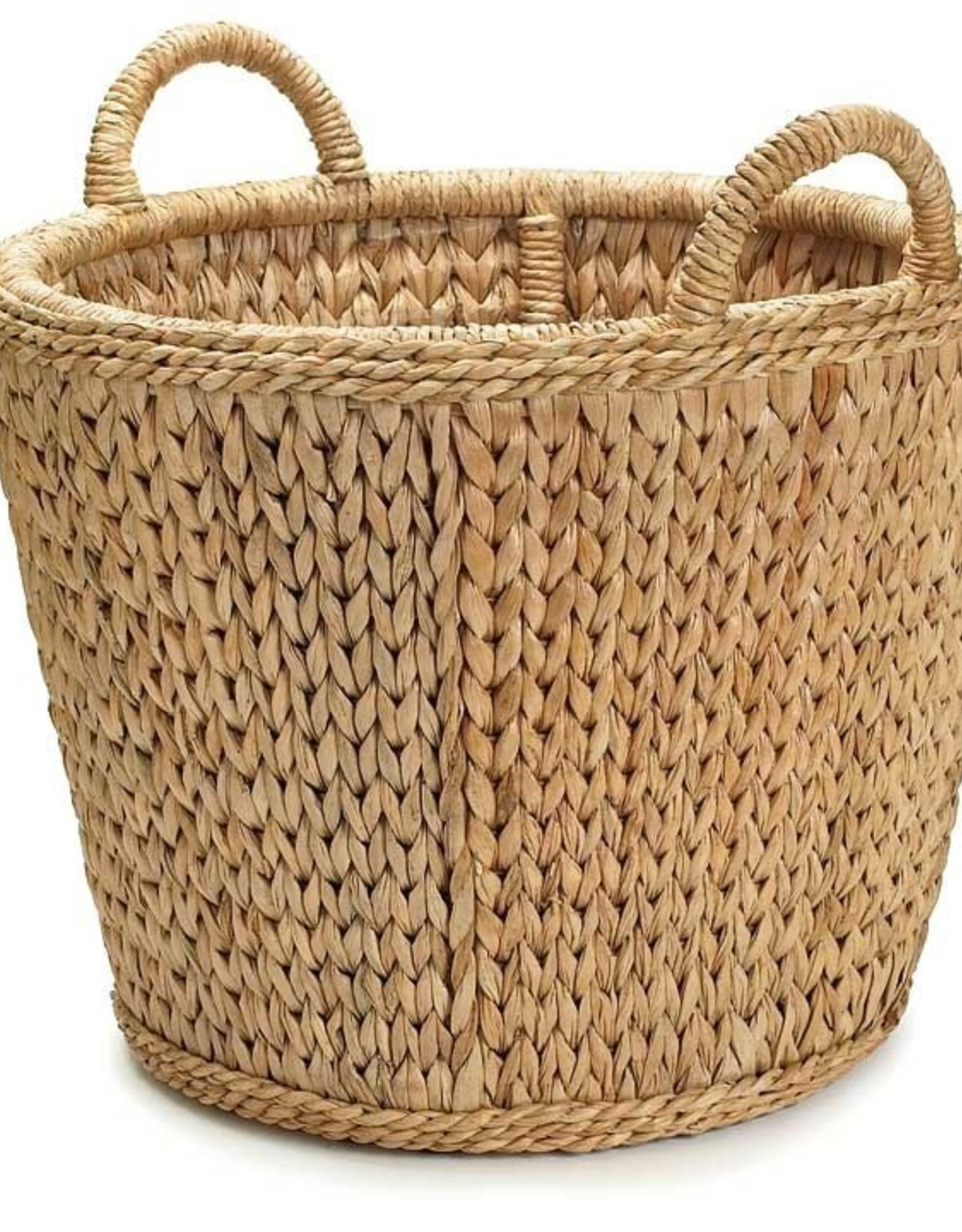 Mainly Baskets Sweater Weave Log Basket