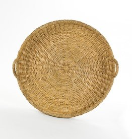 Mainly Baskets Sweater Weave Round Tray - Large