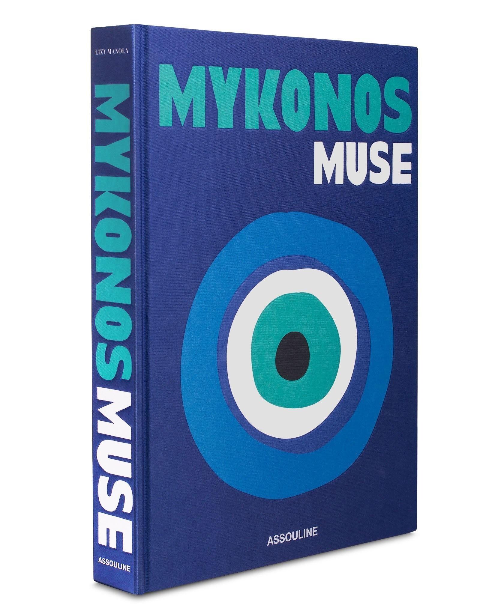 Assouline Mykonos Muse