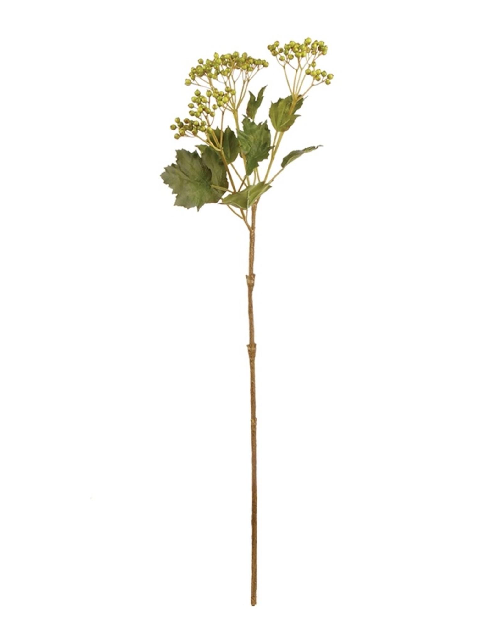 "Napa Home and Garden Viburnum 30"" Berry Branch"