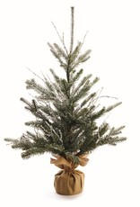 Napa Home and Garden Iced Pine & Twig Tree