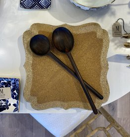 Itza Wood Ziricote Serving Spoon