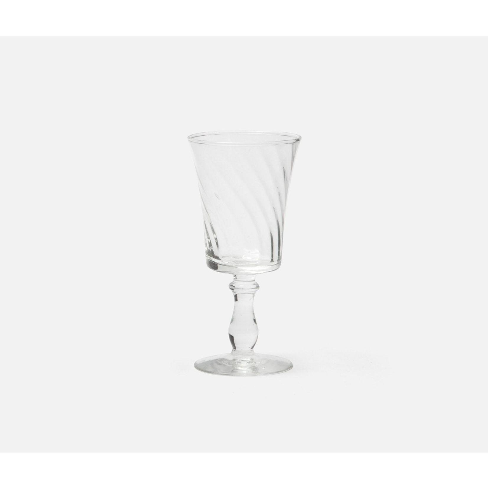 Blue Pheasant Colette Glassware