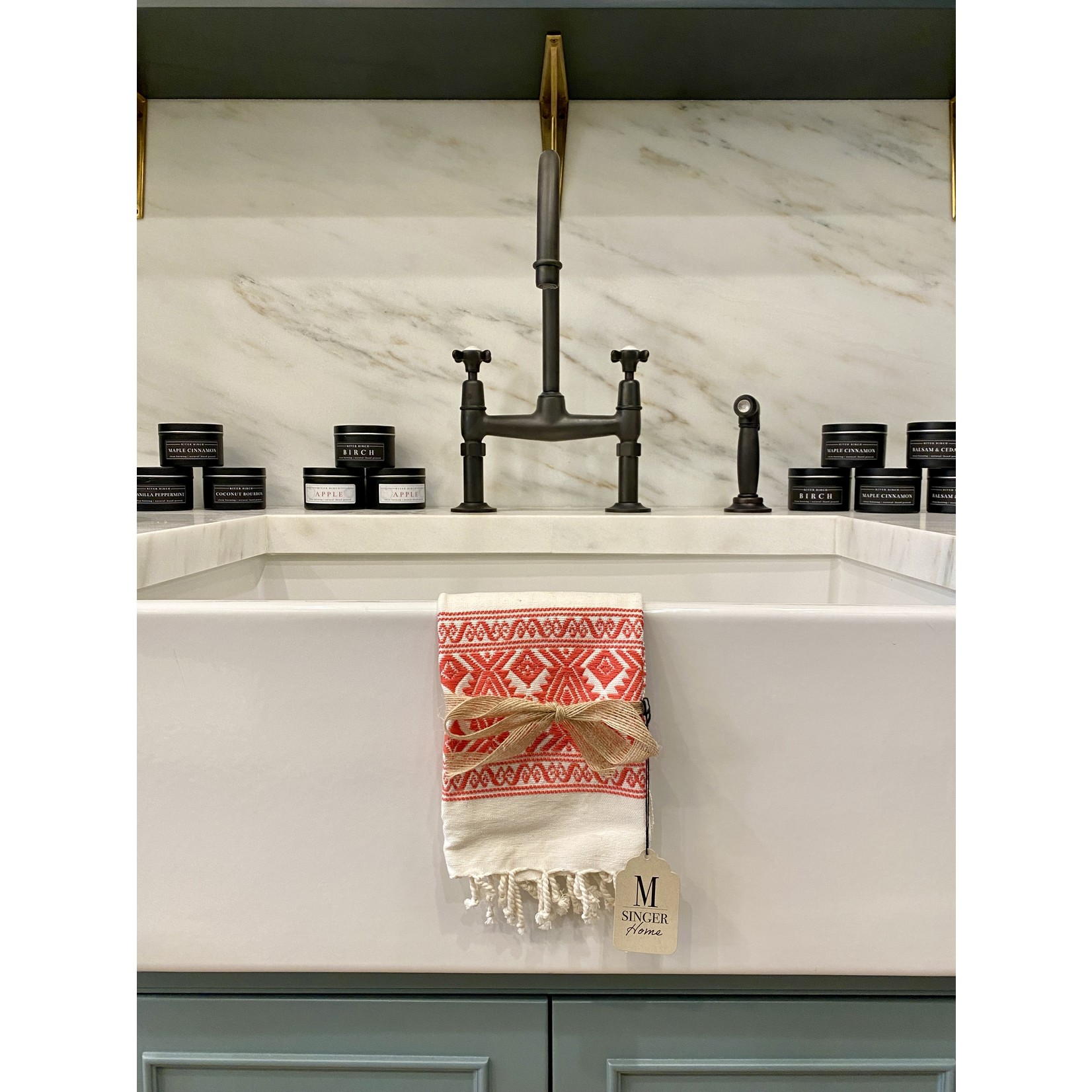Bitters Co. Cotton Hand Towels