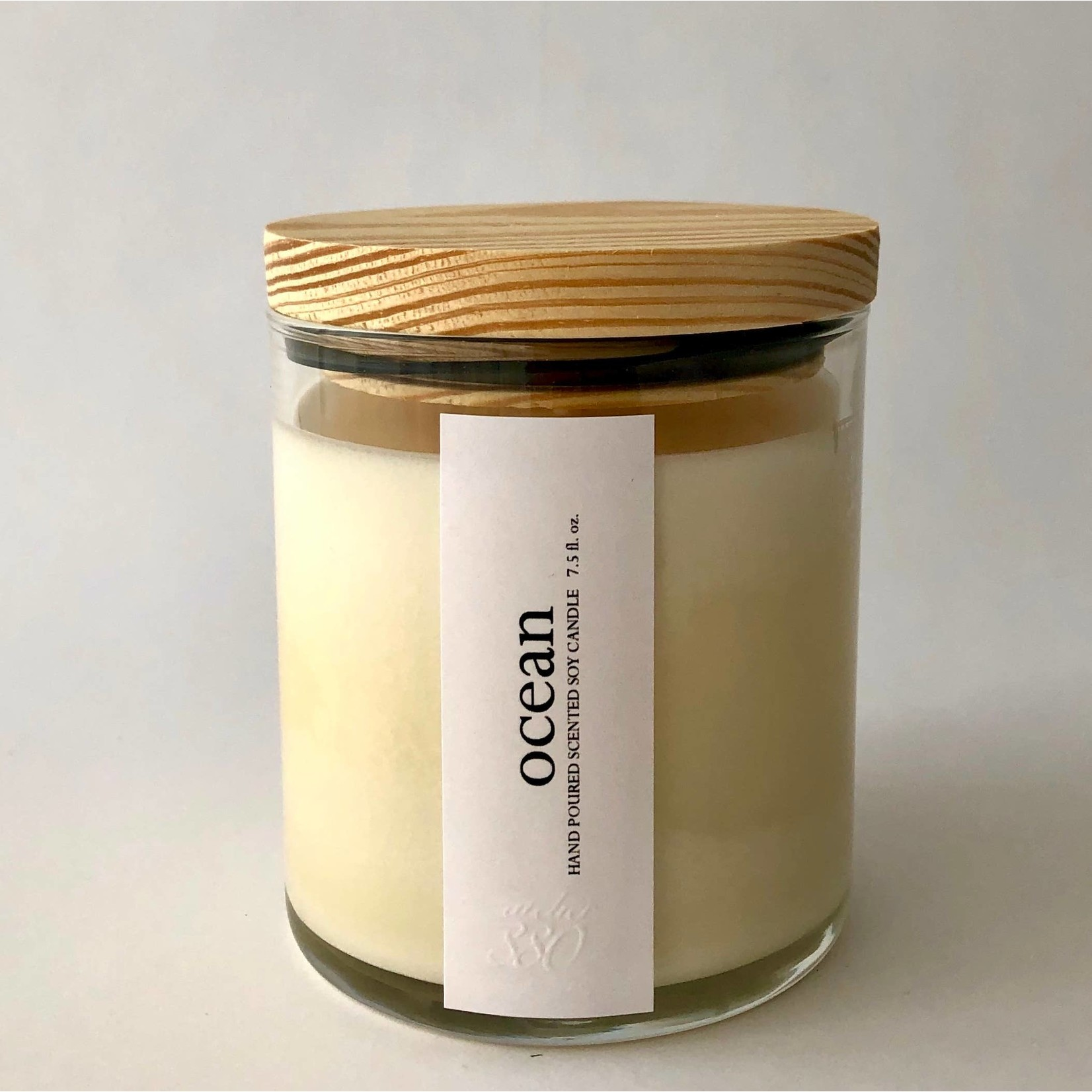 Atelier 880 Glass Scented Candles