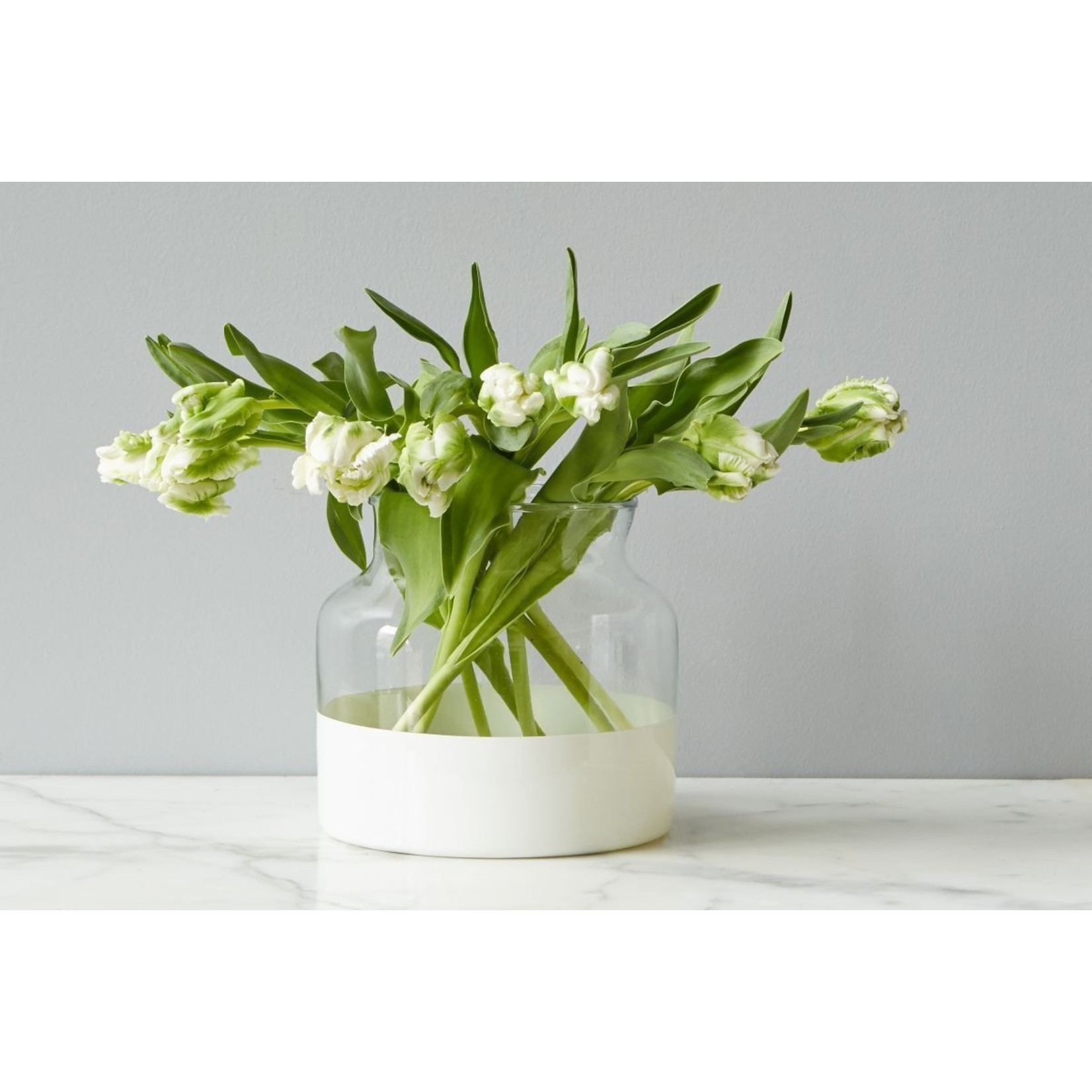 etu HOME Colorblock Flower Vase