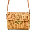 Poppy + Sage Sophia Bag - Palm Leaf