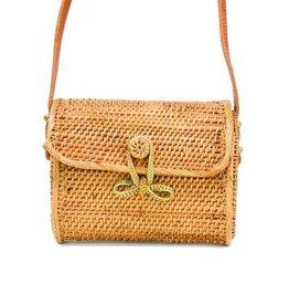 Poppy + Sage Sophia Bag - Palm Leaf