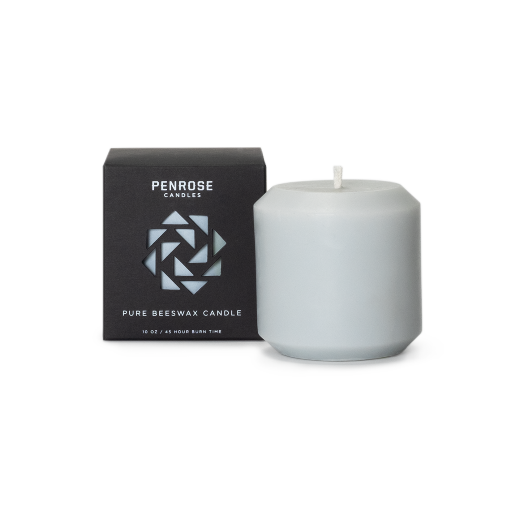 Penrose Candles Beeswax Pillar Candle