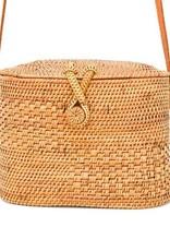 Poppy + Sage Chloe Straw Bag