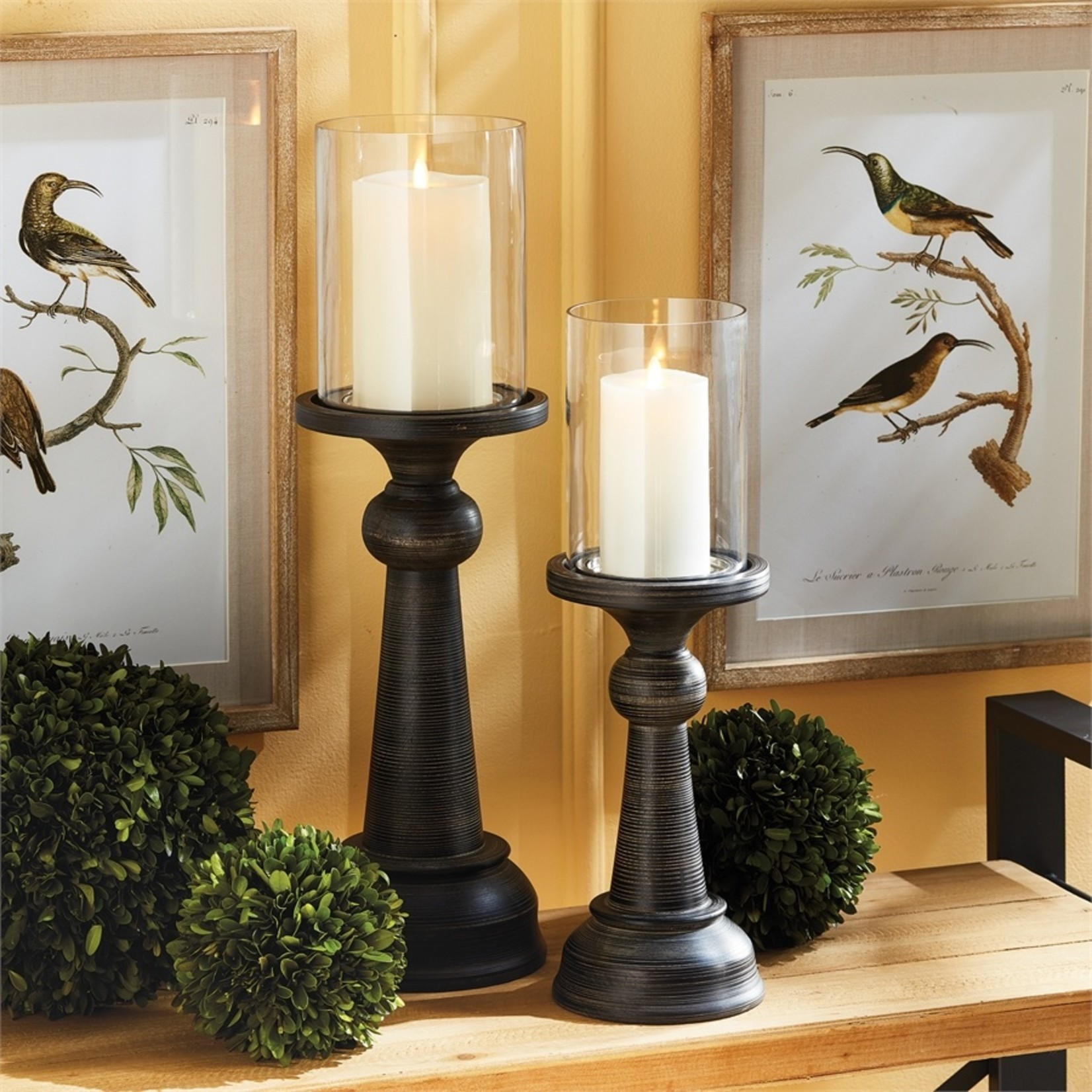 Napa Home and Garden Naomi Candle Stand