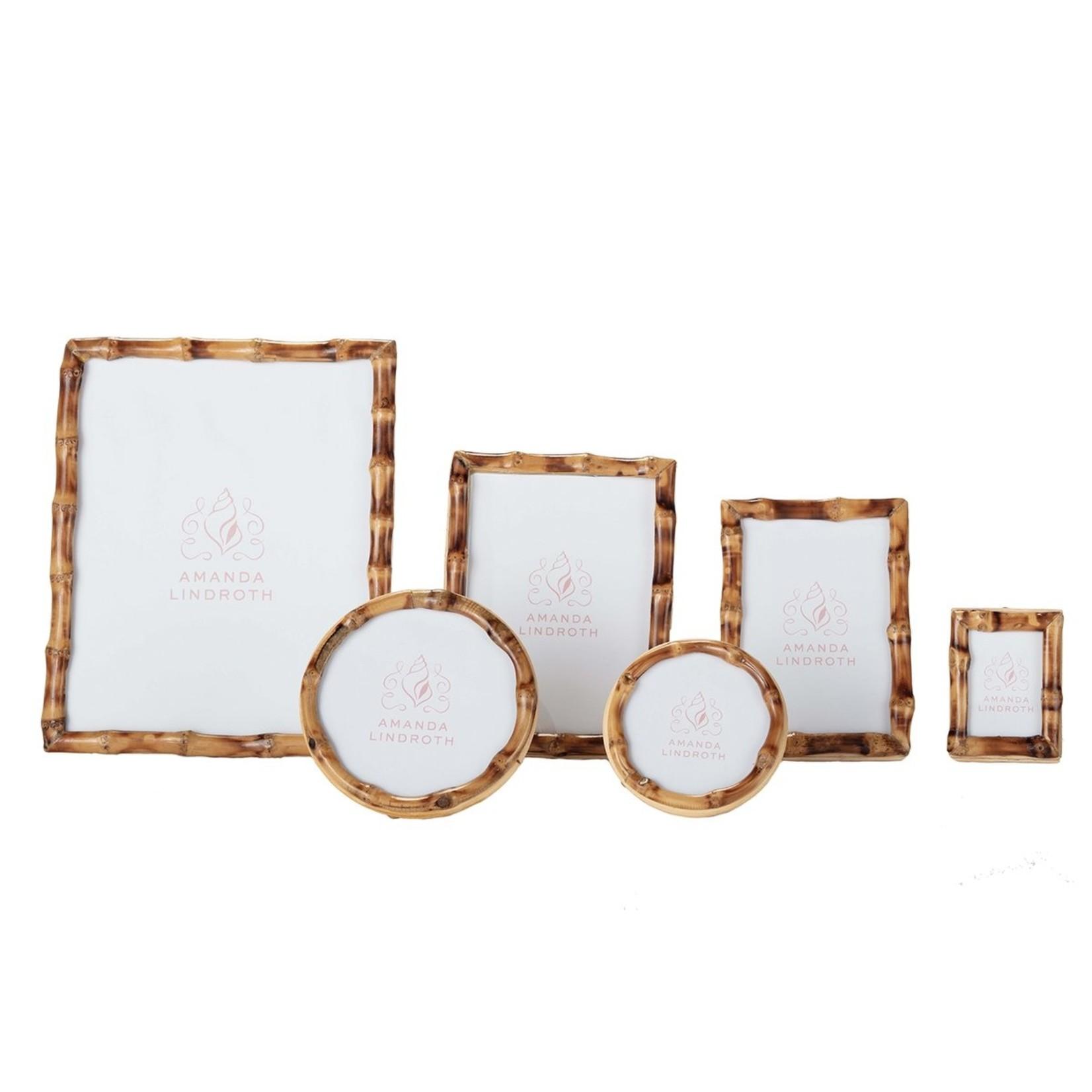 Amanda Lindroth Short Knot Bamboo Frame