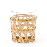 Amanda Lindroth Island Wrapped Tumbler (Set of 4)