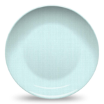 Nonna Peppy Weave Plate - Light Blue