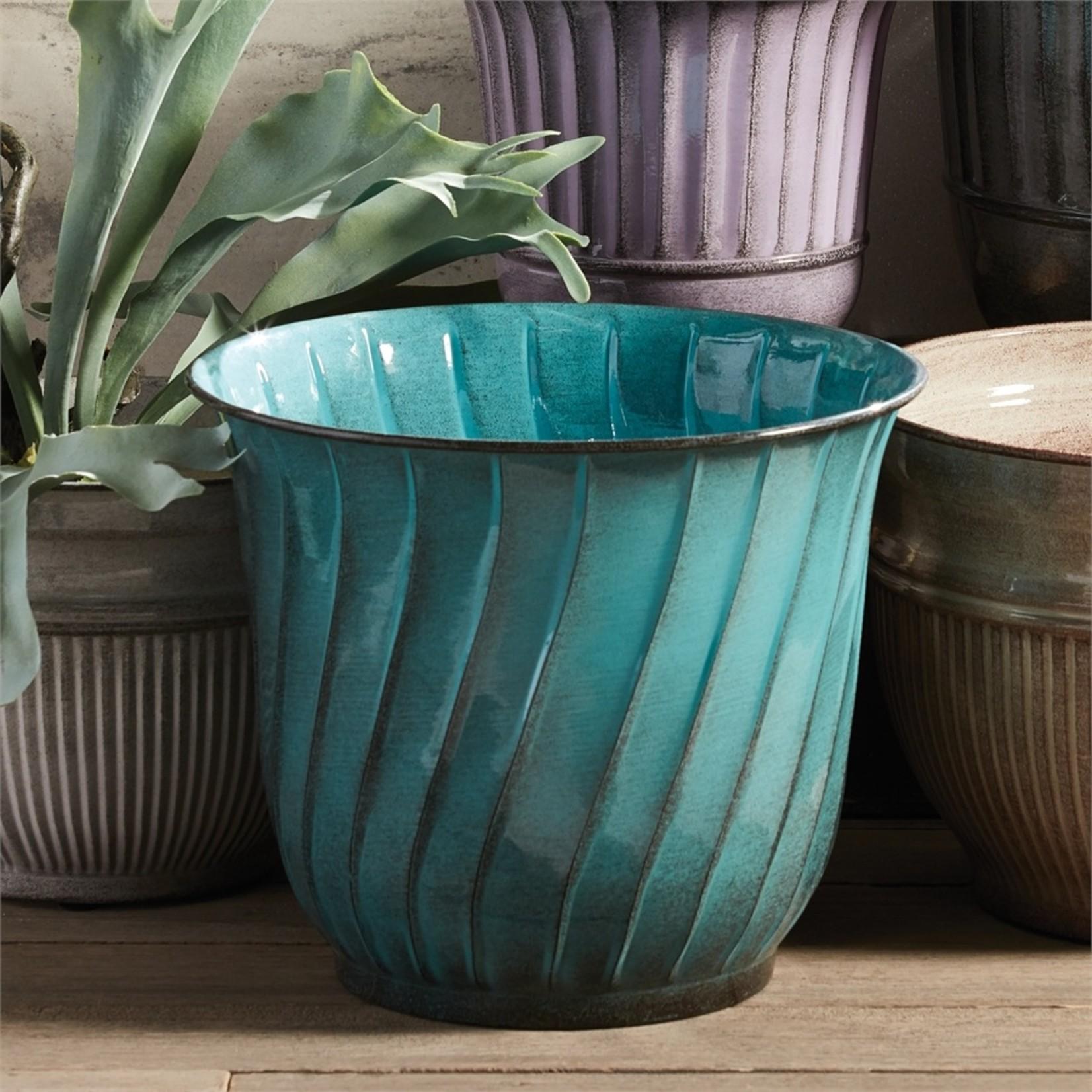 Napa Home and Garden Leilani Pots - Blue
