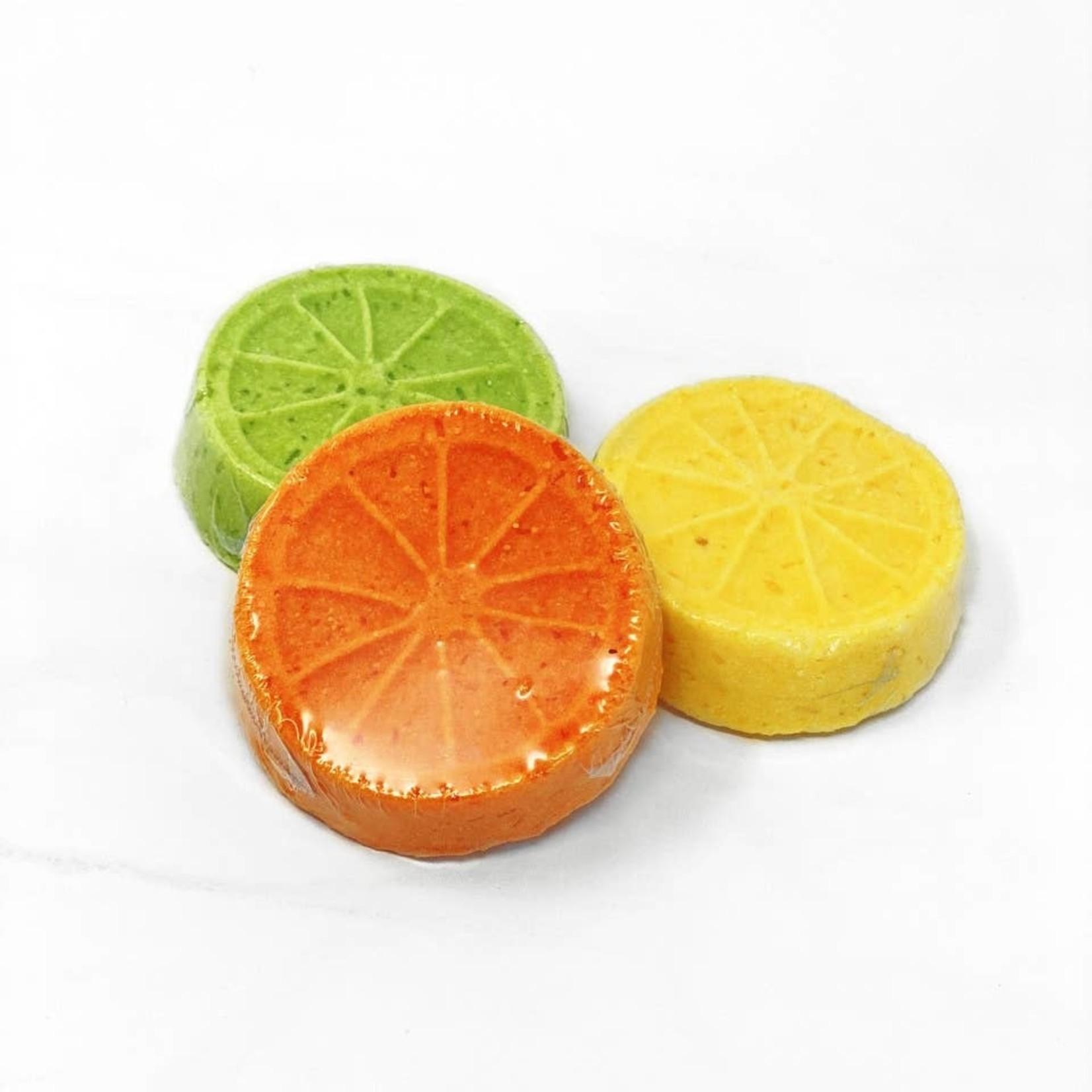 Oily Blends Citrus Bath Bombs