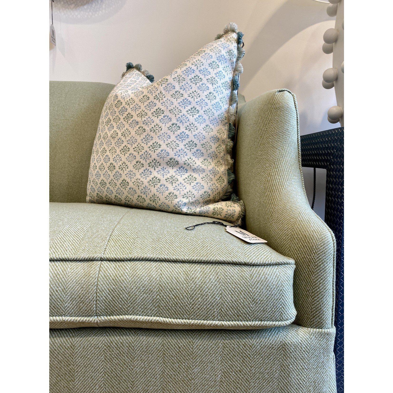 Hickory Chair Laurel Sofa