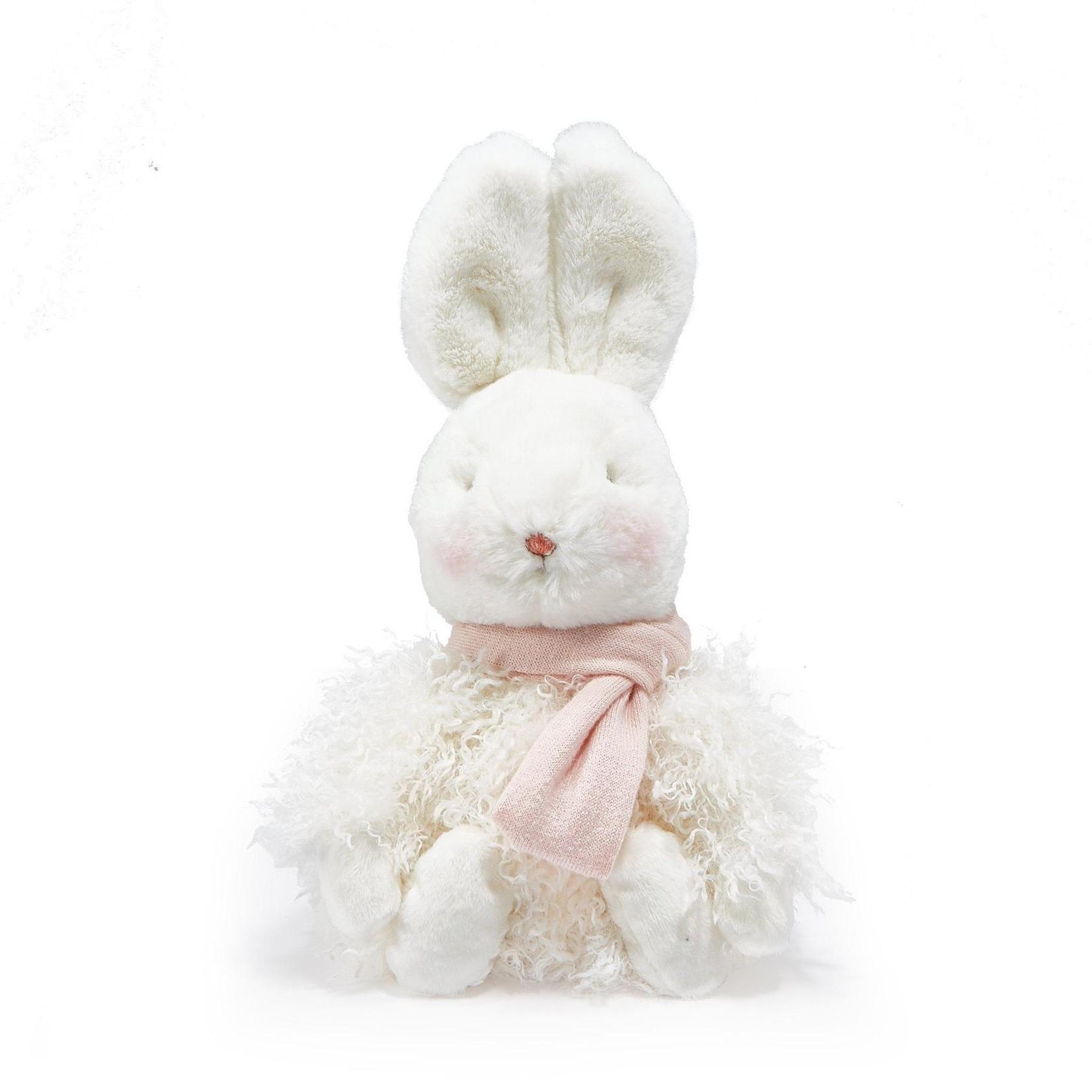 Bunnies By the Bay Aurora Angora Rabbit Stuffed Animal