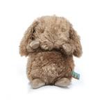 Bunnies By the Bay Wee Brownie Stuffed Animal