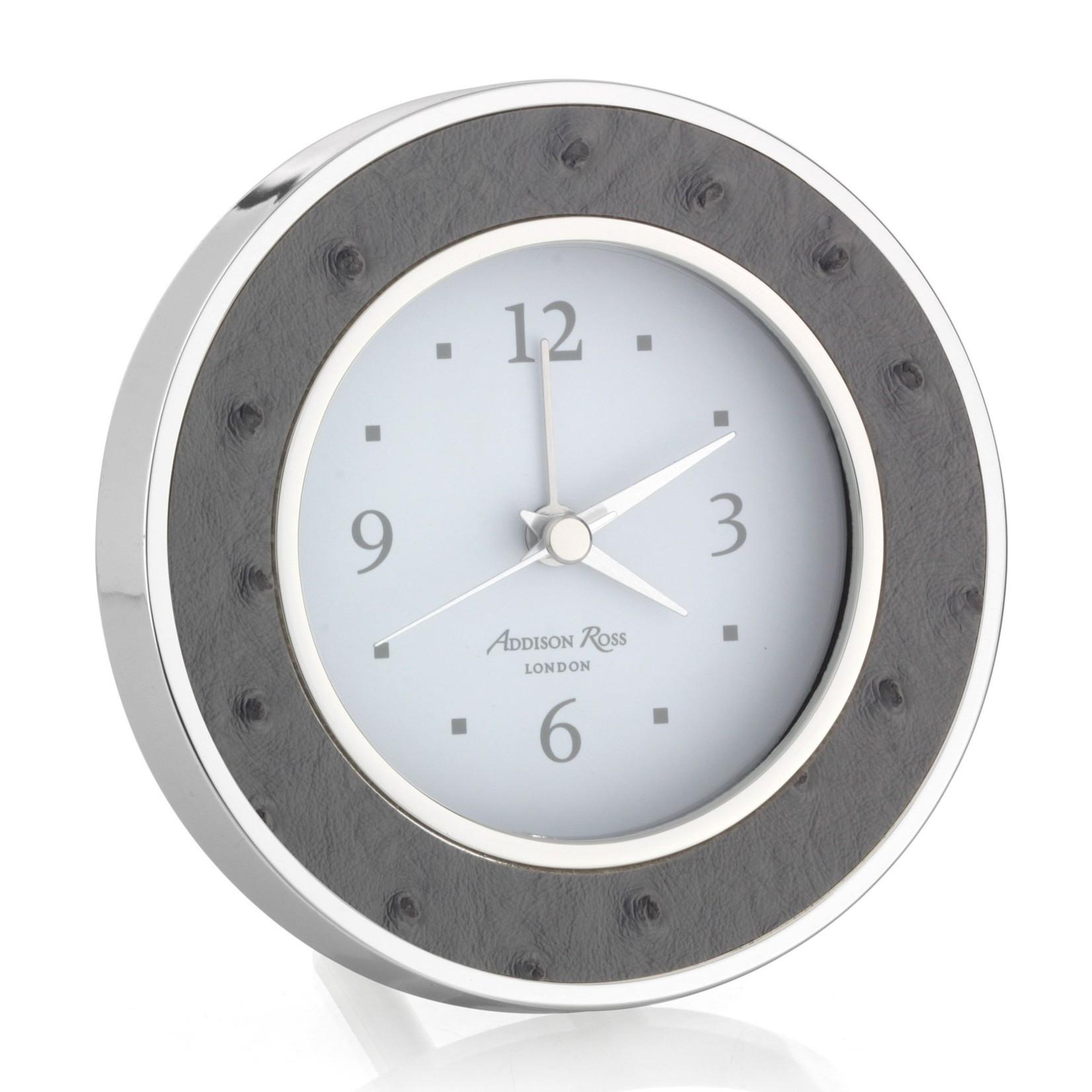 Addison Ross Round Alarm Clock