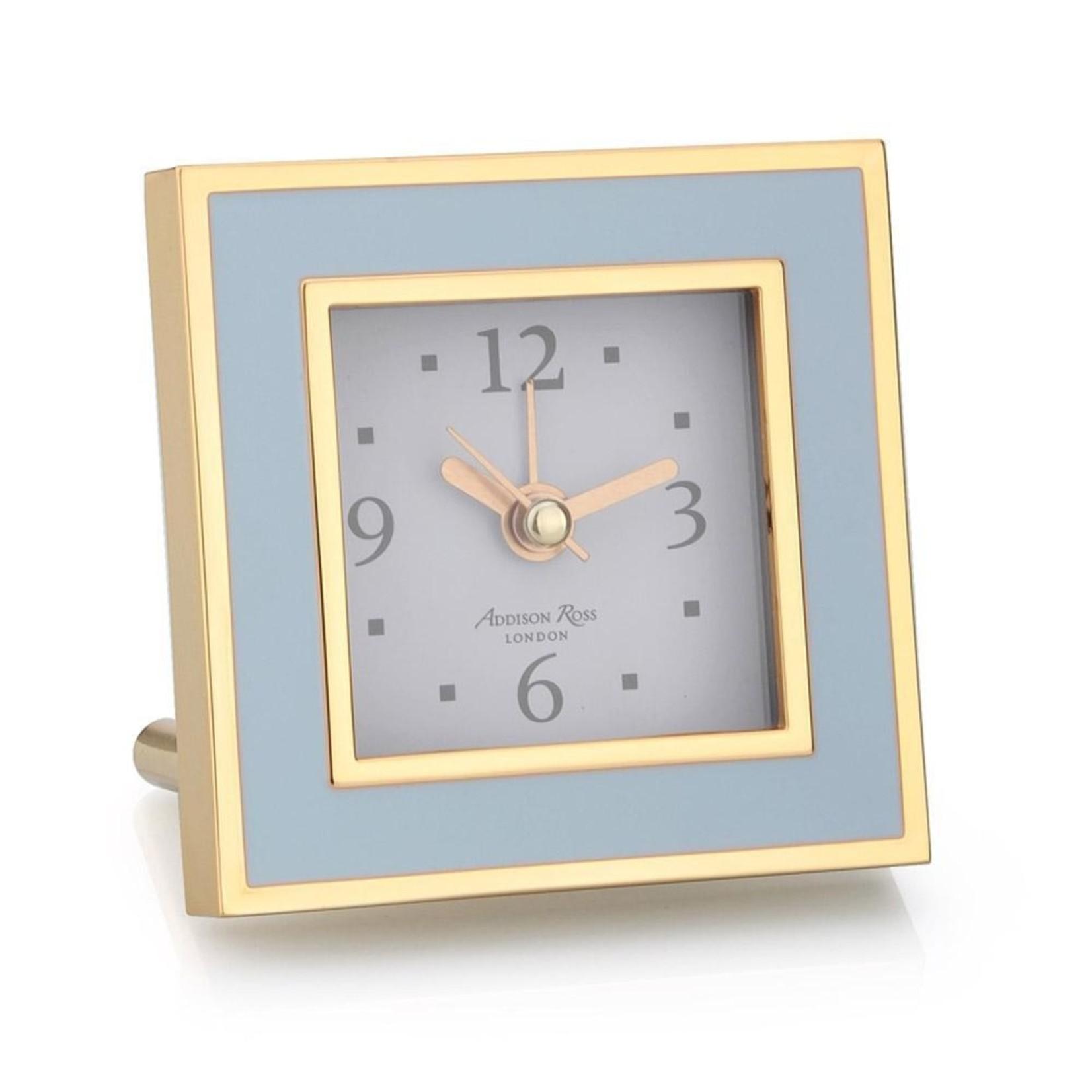 Addison Ross Square Alarm Clock