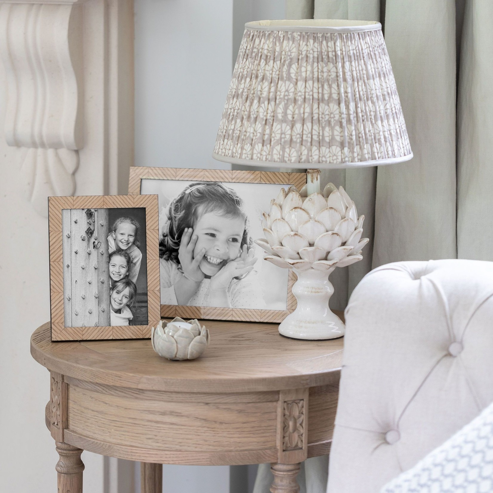 Addison Ross Marquetry Frame