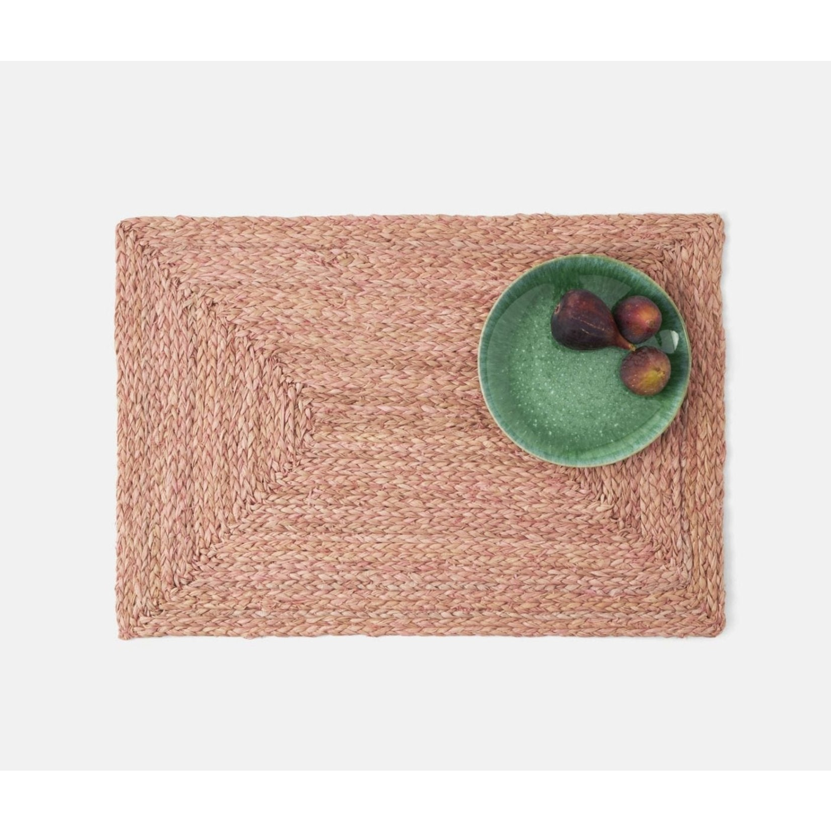 Blue Pheasant Zoey Light Pink Placemats - Set of 4