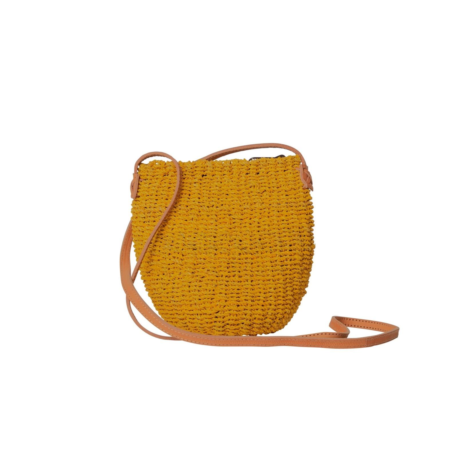 Sarah Stewart The Poof Crossbody Bag