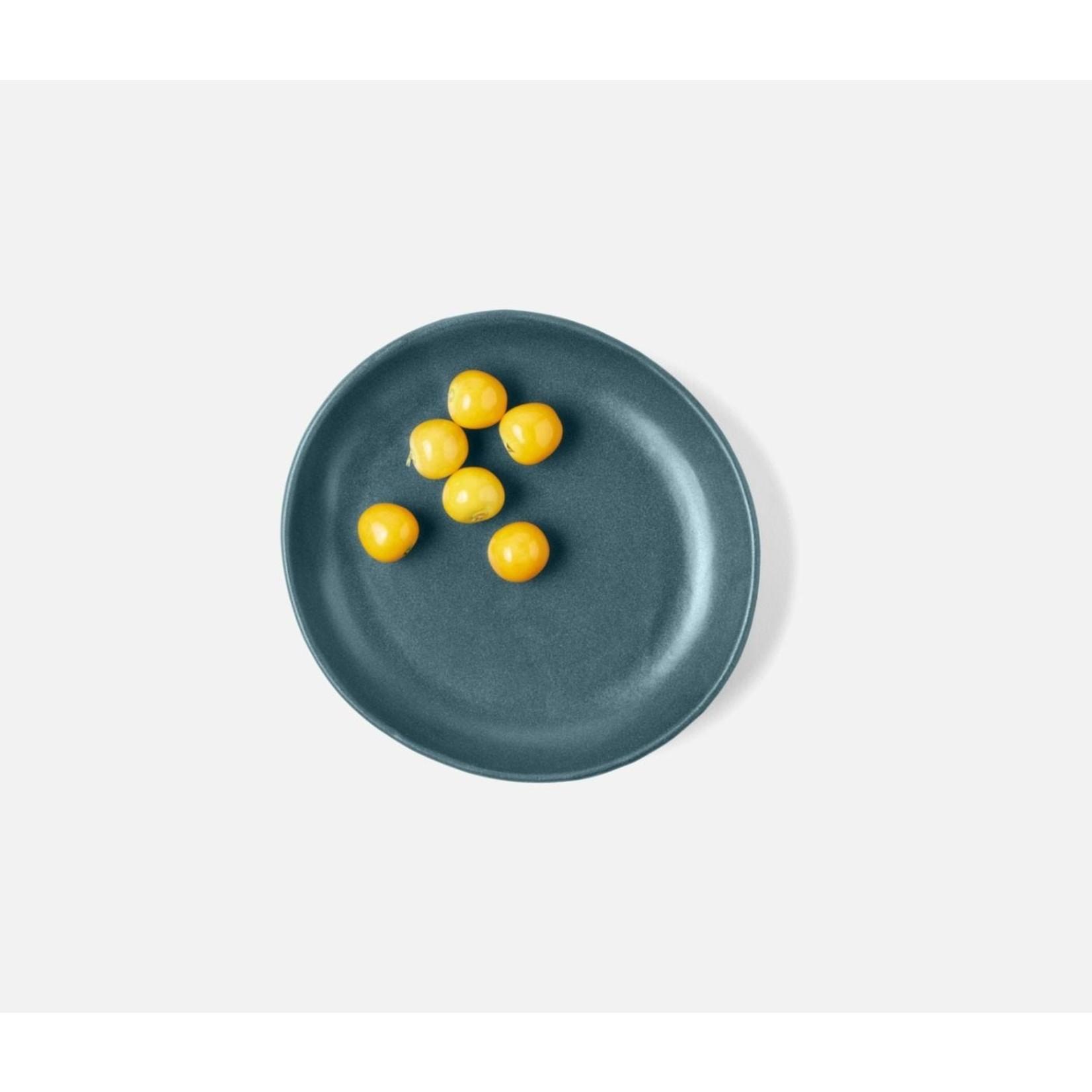 Blue Pheasant Marcus Midnight Teal Dinnerware