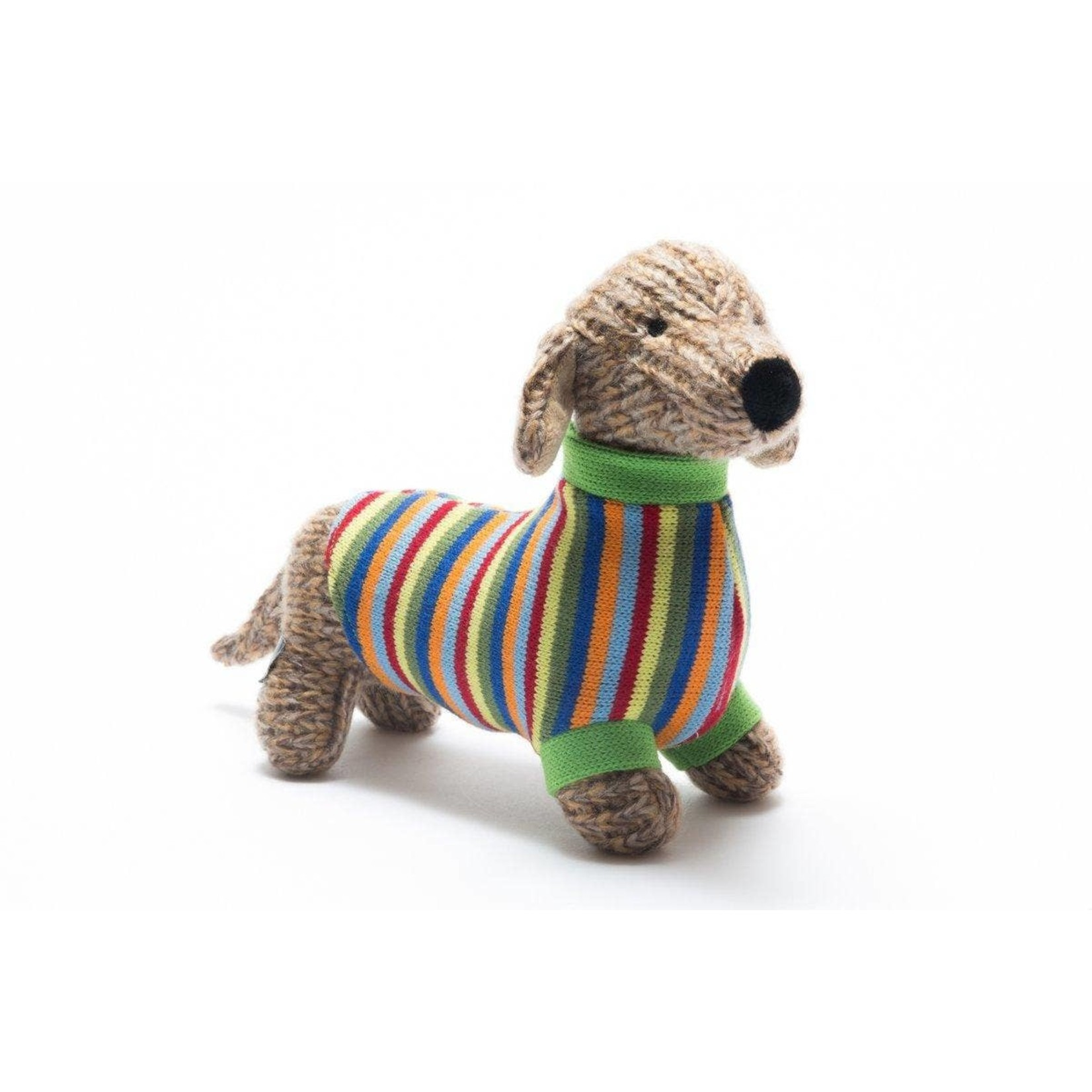 Best Years Knitted Animal Soft Toy