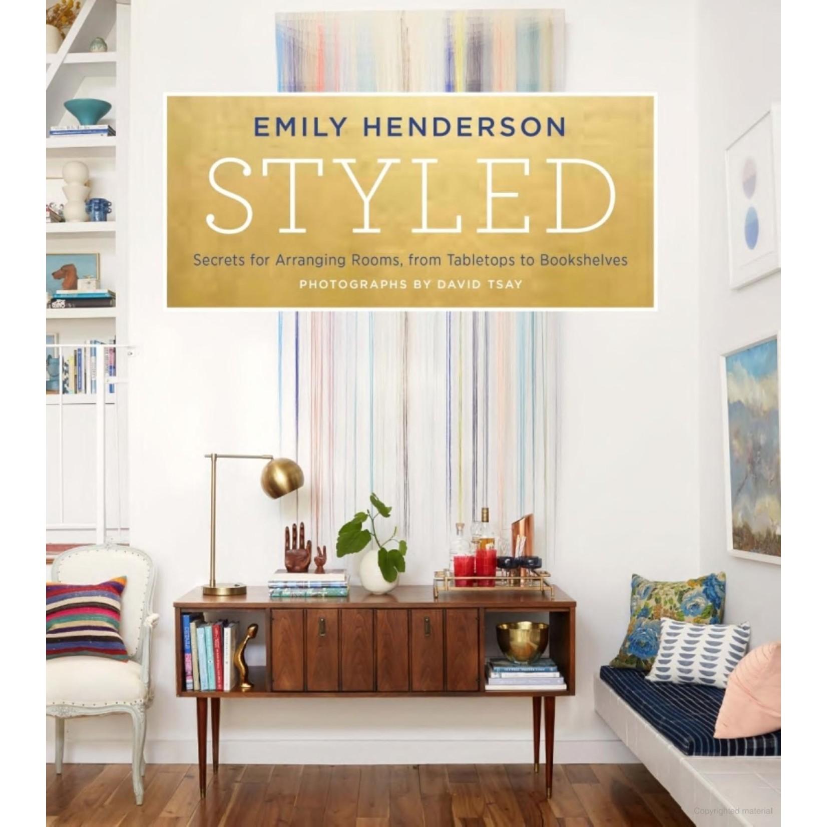 Penguin Random House Styled: Secrets for Arranging Rooms
