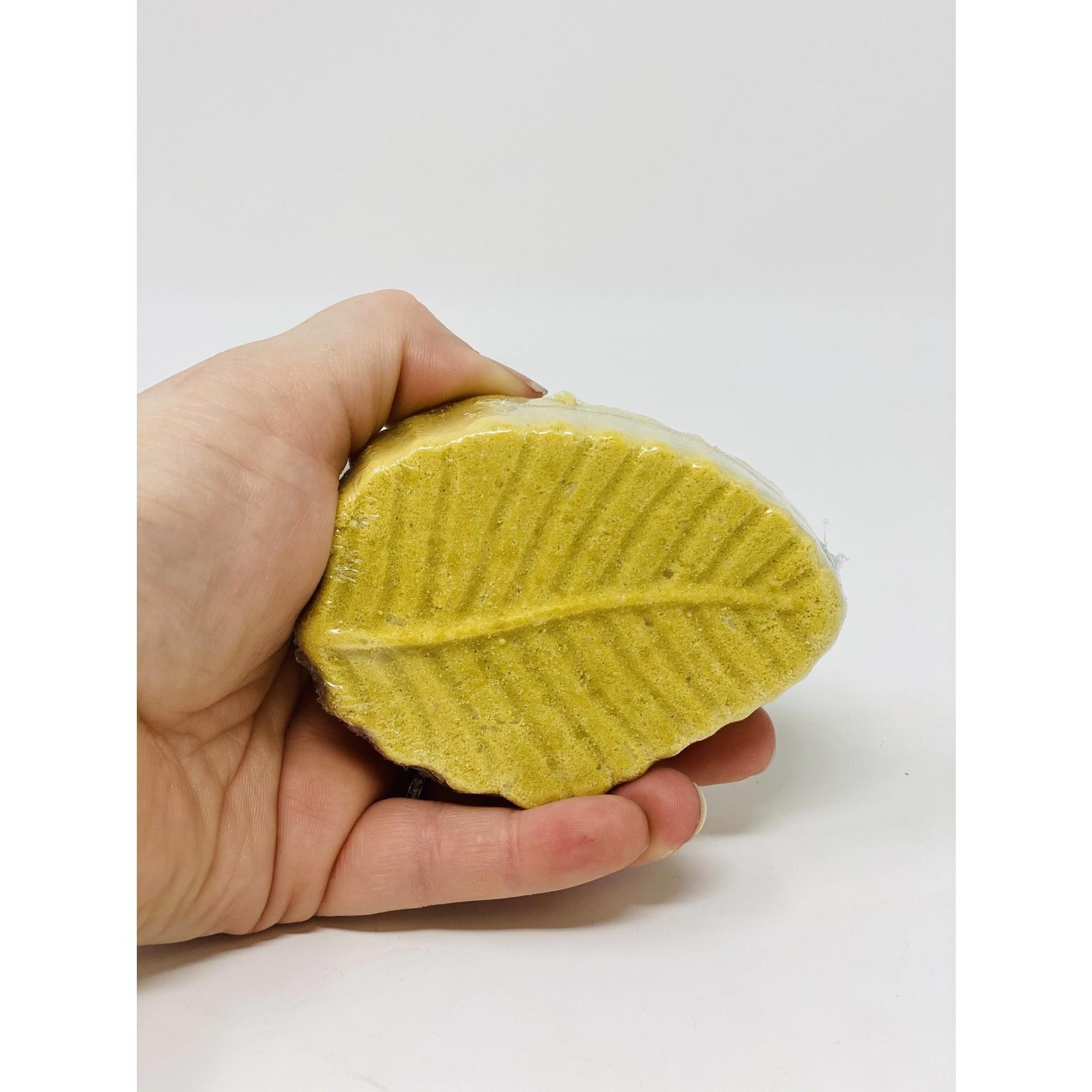 Oily Blends Leaf Bath Bombs- Autumn Scents