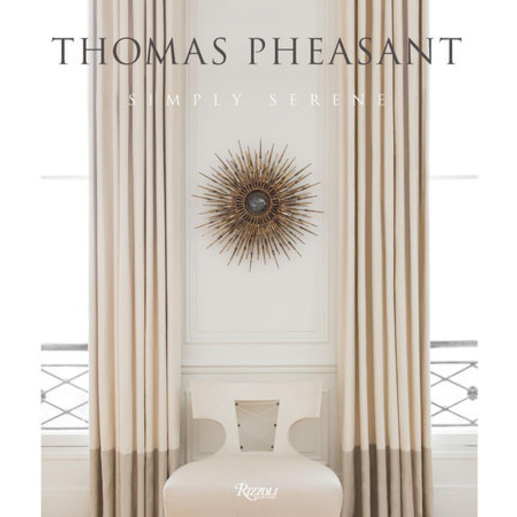 Penguin Random House Thomas Pheasant: Simply Serene