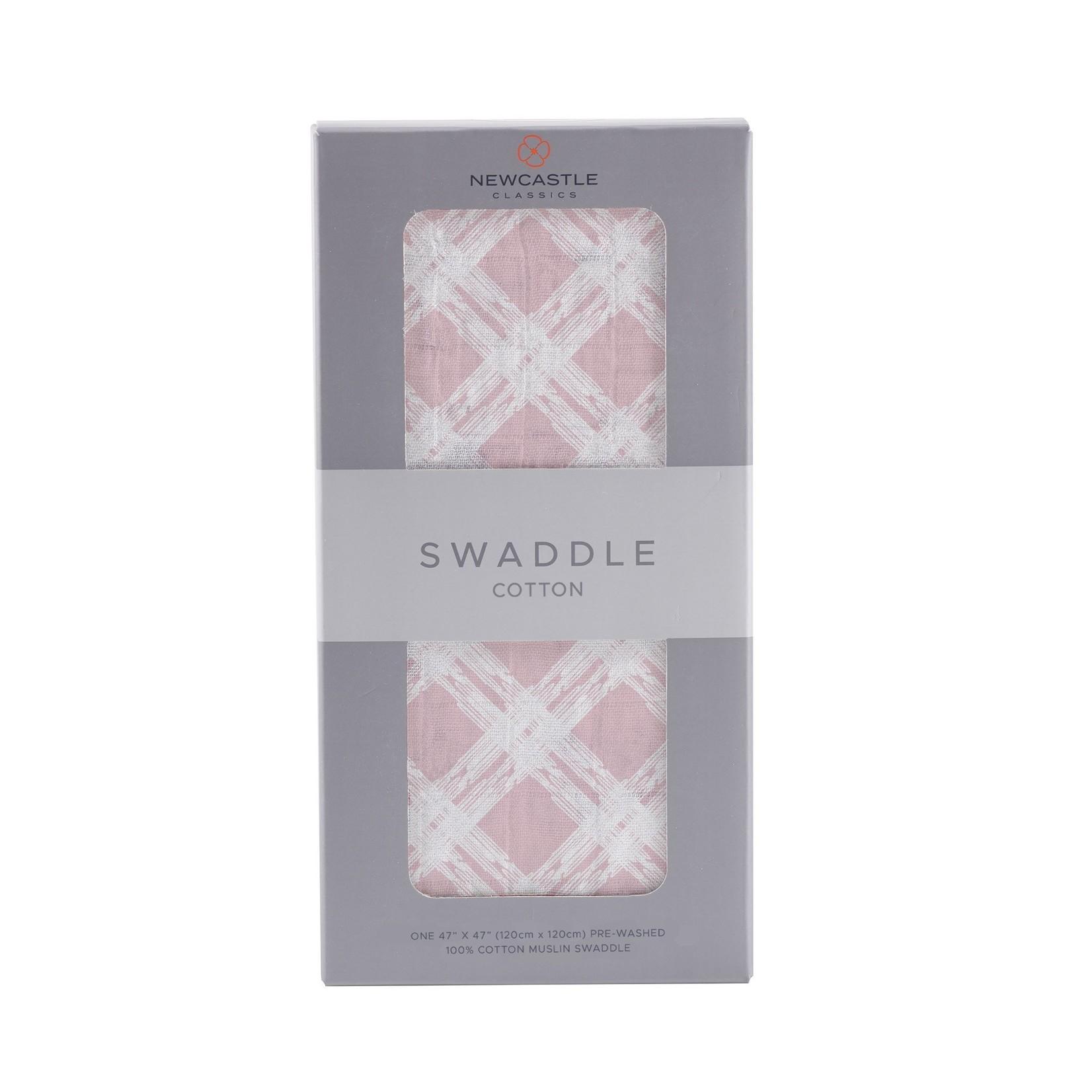 Newcastle Classics Swaddle Blankets