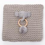 Zestt Organic Cotton Comfy Knit Baby Gift Set