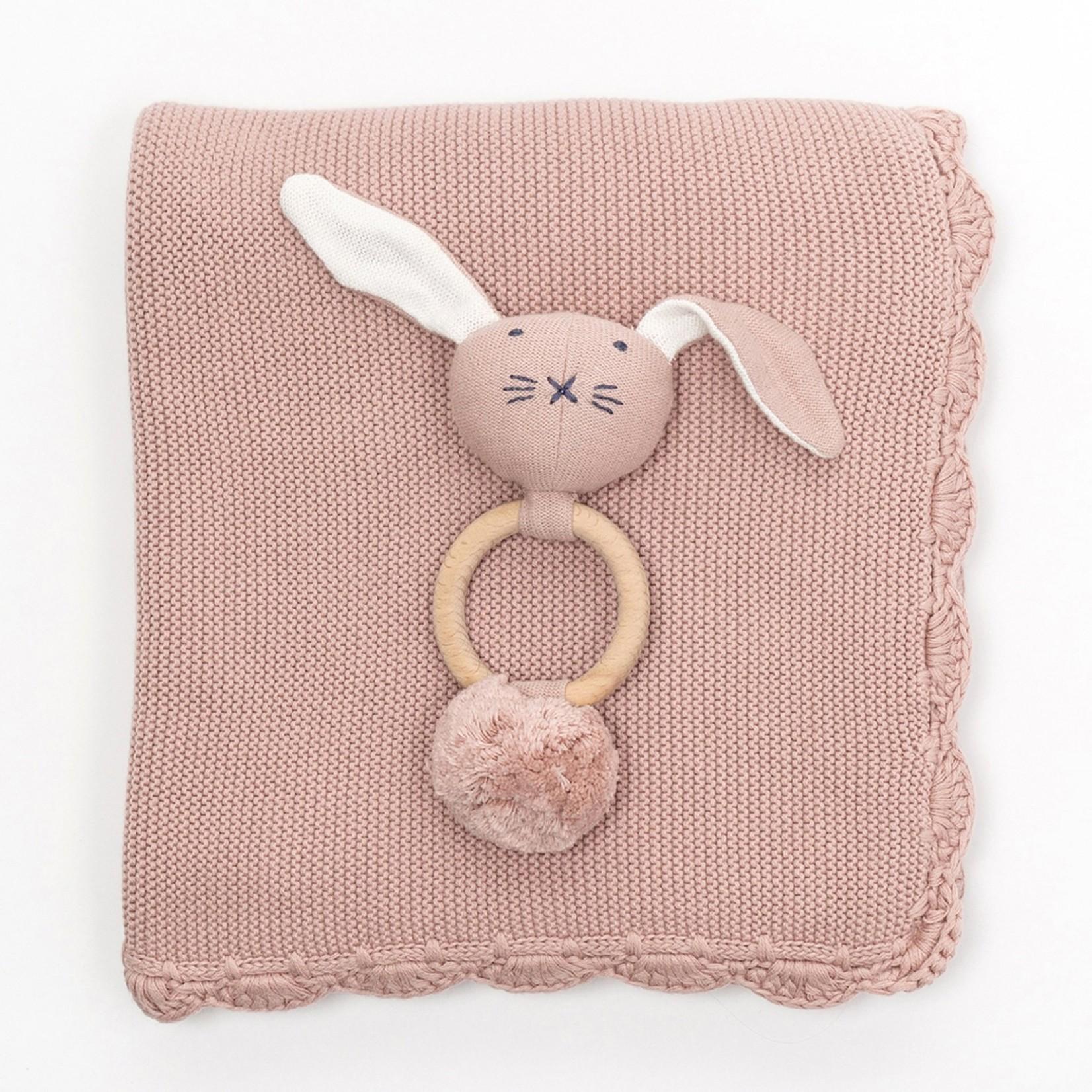 Zestt Organic Cotton Heirloom Baby Gift Set