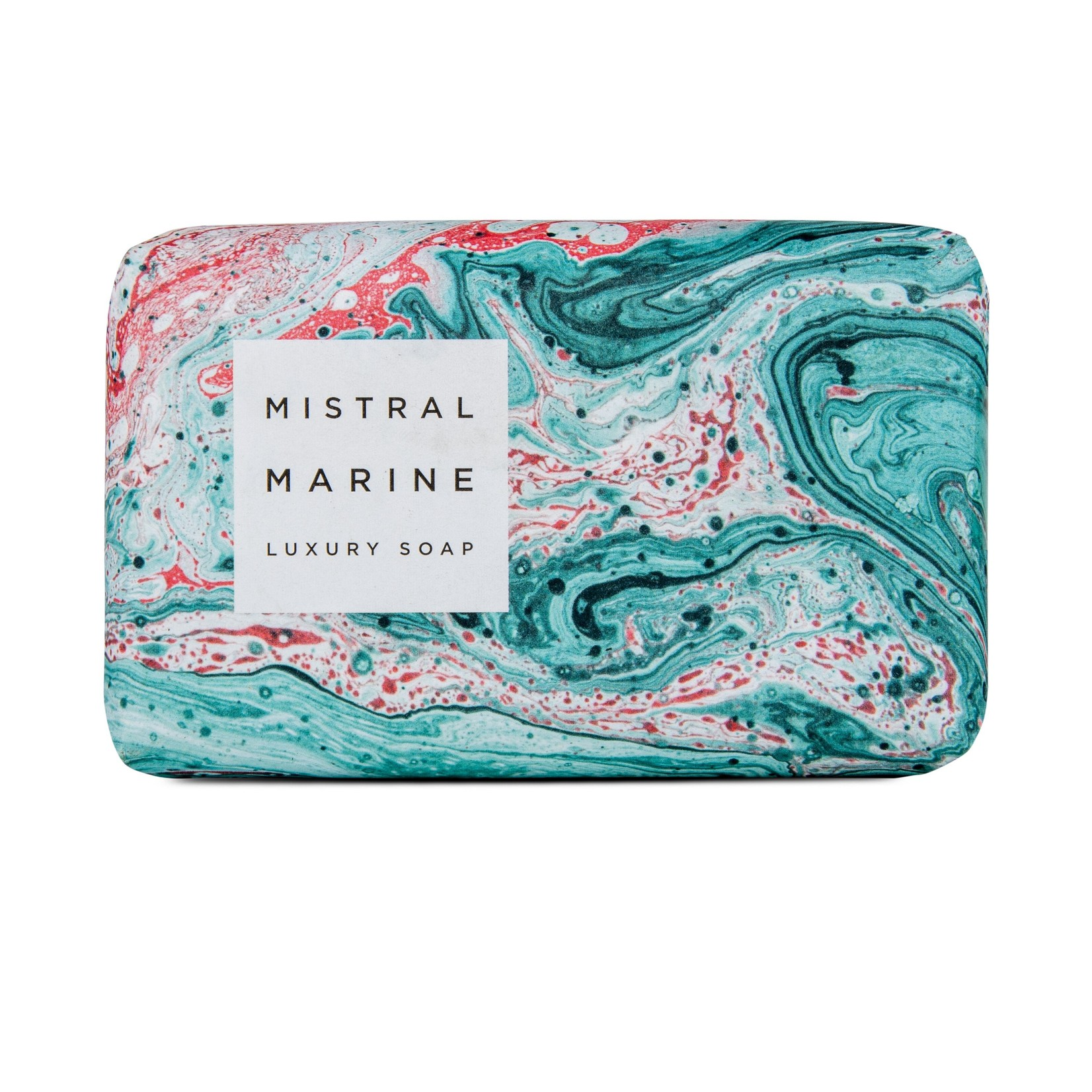 Mistral Marbles Luxury Bar Soap Gift Box (Set of 4)