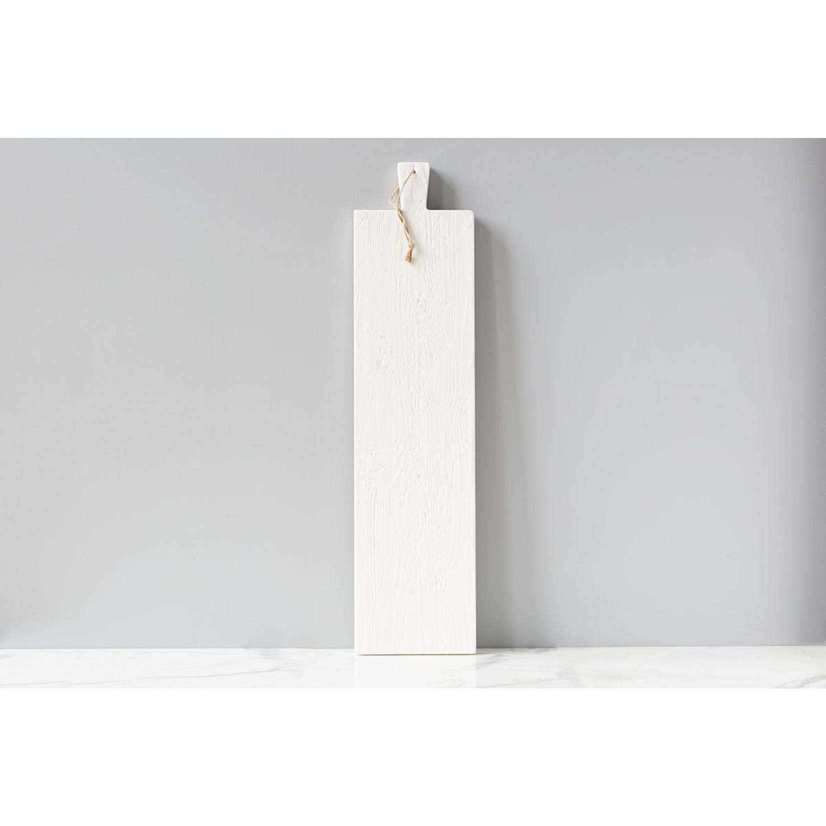 etu HOME Farmtable Plank in White