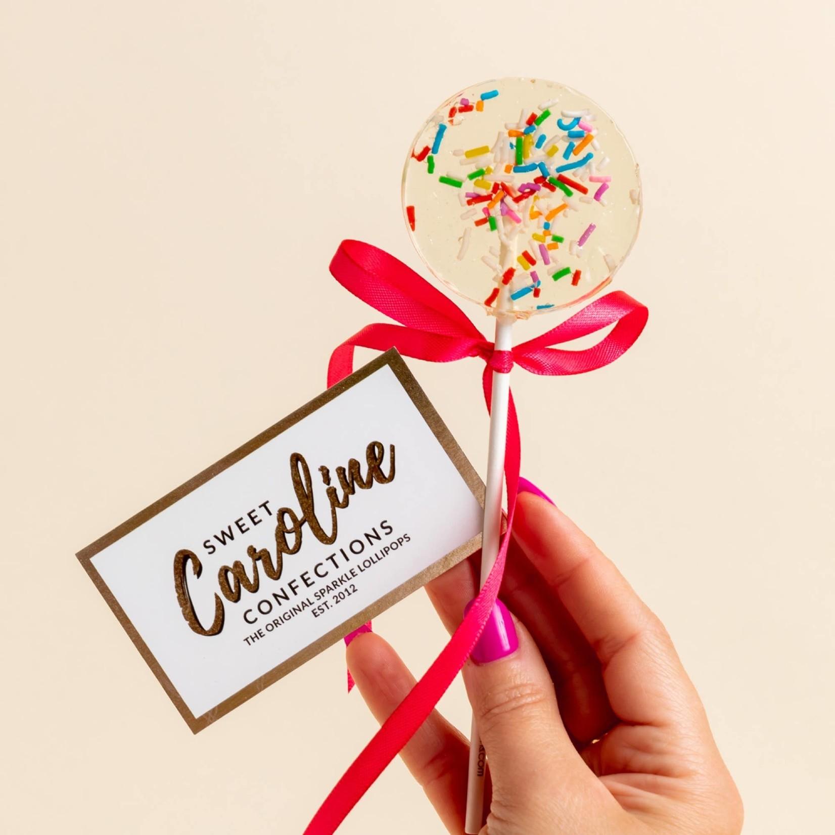 Sweet Caroline Confections Gourmet Lollipops