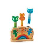 Djeco Baby Pipop Pidoo Pop-Up Puzzle