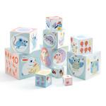 Djeco Baby Bloki Stacking Cubes