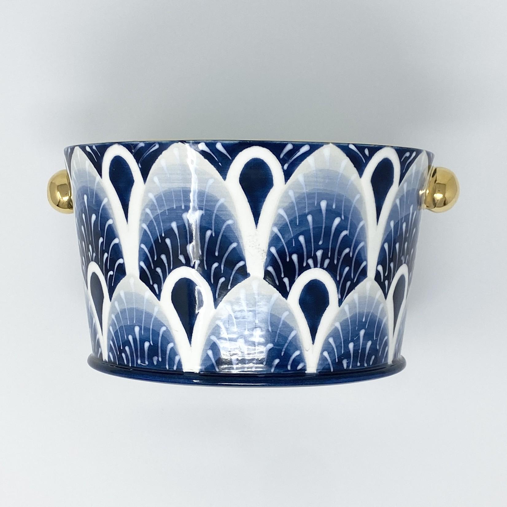 Jill Rosenwald Handmade Cache Pots