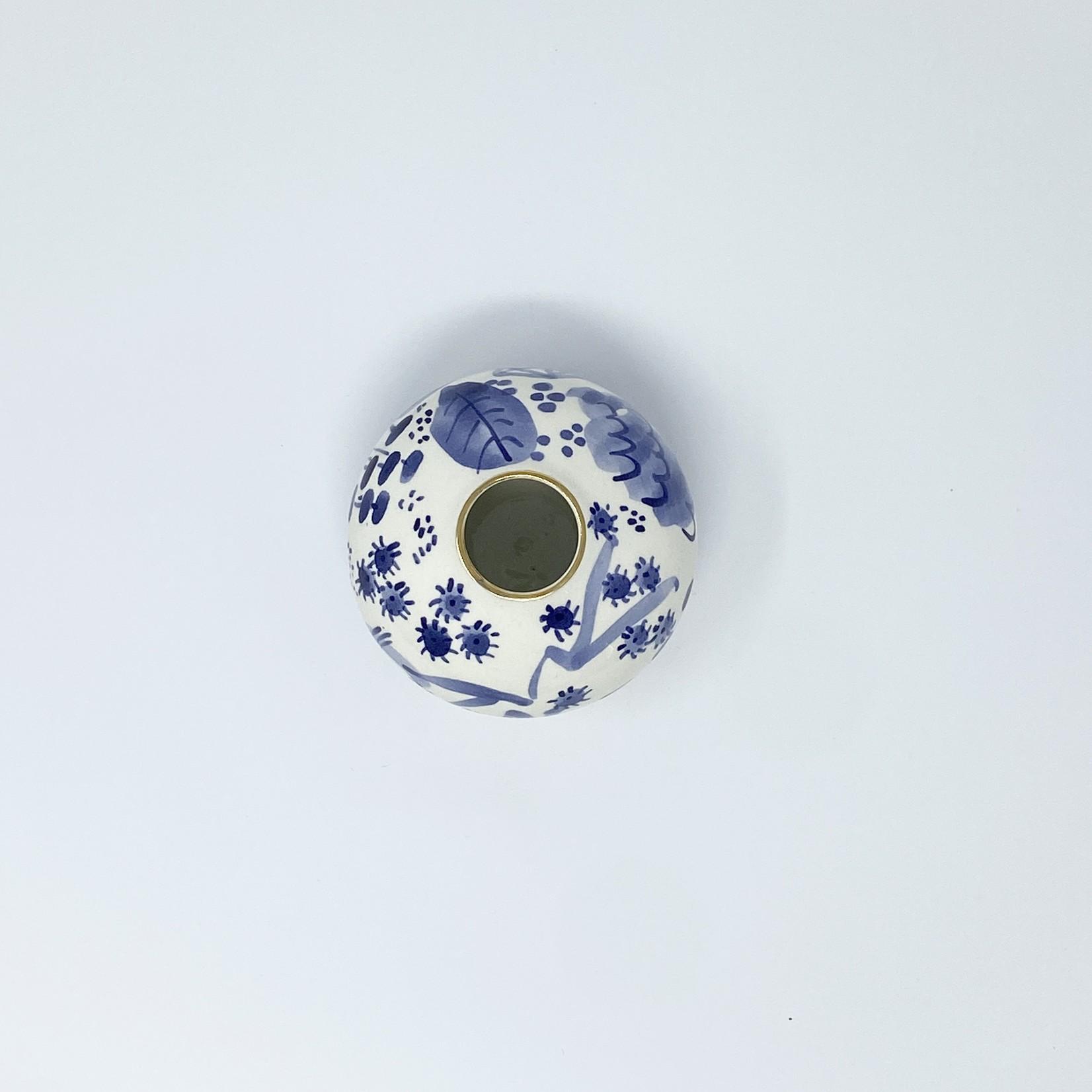 Jill Rosenwald Handmade Bud Vases