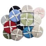 Deborah Rhodes Braided Coasters (Set of 4)