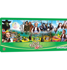 Master Pieces 1000pc Wizard of Oz Panoramic