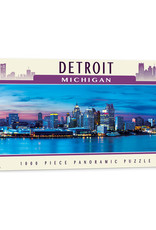 Master Pieces 1000pc Pano Detroit