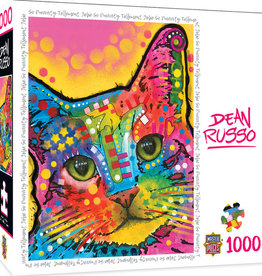 Master Pieces 1000pc Dean Russo Cat So Purrty